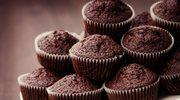 Potrójnie czekoladowe muffiny