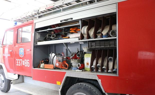 Potrzebują nowego wozu strażackiego. Zbierają pieniądze