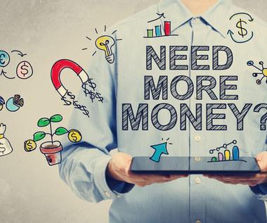 Potrzebuję pieniędzy. Z jakich produktów bankowych mogę skorzystać?