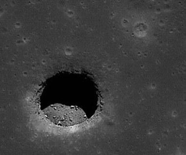 Potwierdzono istnienie tuneli pod powierzchnią Księżyca