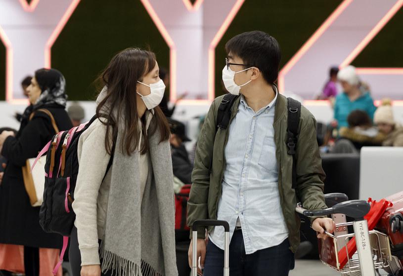 Potwierdzono pierwszy przypadek koronawirusa w Kanadzie /COLE BURSTON /AFP