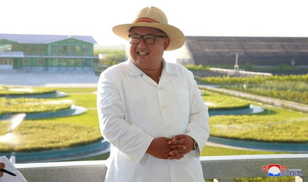 Poufny raport: Mimo sankcji reżim Kima nie zamierzał odstąpić od programu nuklearnego
