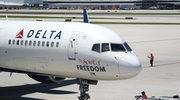 Poważna awaria amerykańskich linii lotniczych Delta Air