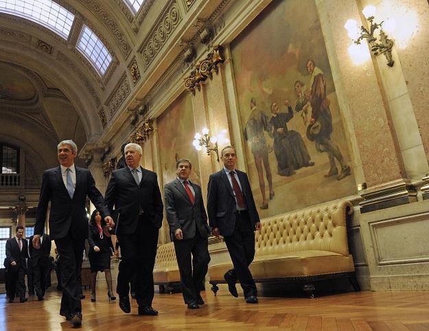 Poważne nadużycia finansowe w wydatkach ministrów w Portugalii /AFP