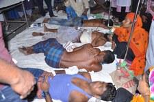 Poważne starcia z policją w Bangladeszu. Zaczęło się od wpisu na Facebooku