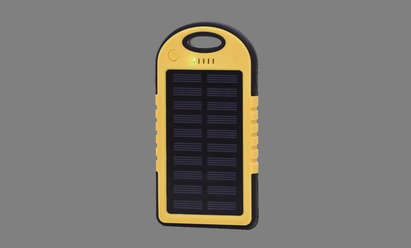 Power Bank Solar 4000 /materiały prasowe