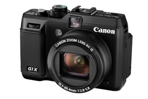 PowerShot G1 X to najlepszy kompakt w historii firmy - twierdzi Canon /materiały prasowe