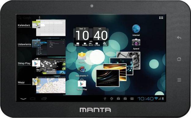 PowerTab MID05S to tablet za niespełna 500 zł /Informacja prasowa