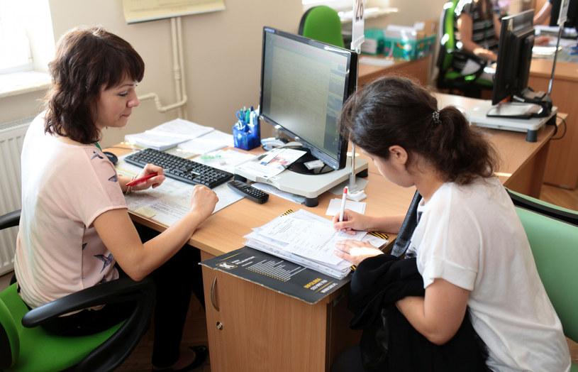 Powiatowy Urząd Pracy w Białymstoku (zdj. ilustracyjne) /Piotr Mecik /Agencja SE/East News