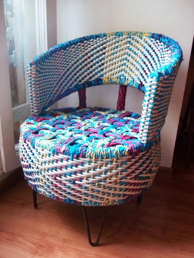 Powiedzielibyście, że ten fotel jest z opony?/ /InnocentValley /imgur.com