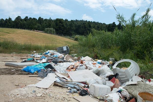 Powiedzmy stop dzikim wysypiskom śmieci! /