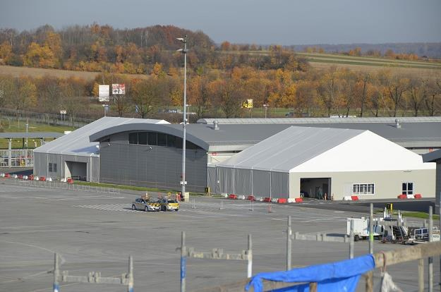Powiększony Terminal T2 na lotnisku w Krakowie /Informacja prasowa
