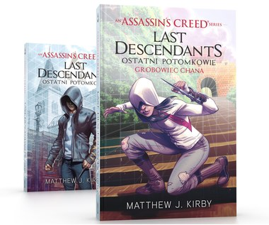 """Powieść Assassin's Creed z serii """"Ostatni potomkowie"""" promowana parkourem"""