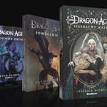 Powieści ze świata Dragon Age już w księgarniach
