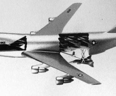 Powietrzne lotniskowce wynaleziono w 1973 roku