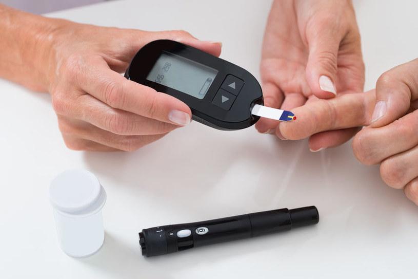 Powikłanie cukrzycy /©123RF/PICSEL