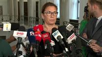 """""""Powinien się do tego odnieść prezes firmy"""". B. Mazurek odmawia komentarza do zwolnień w PLL LOT"""