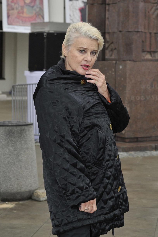 Powodem awantury były jej poglądy polityczne, ale Anna zapewnia, że wciąż darzy kolegę sympatią. /Gałązka /AKPA