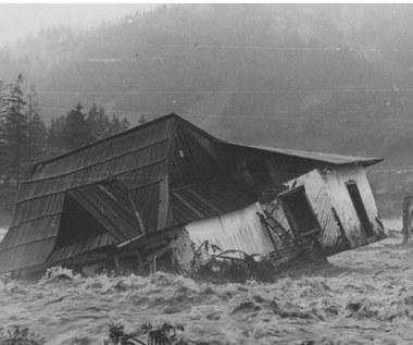 Powódź 1934. Rekordowe opady w historii Polski