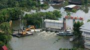 Powódź rujnuje Tajlandię