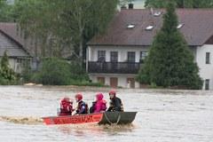 Powódź w Bawarii