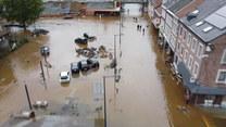 Powódź w Belgii. Premier ogłasza dzień żałoby narodowej