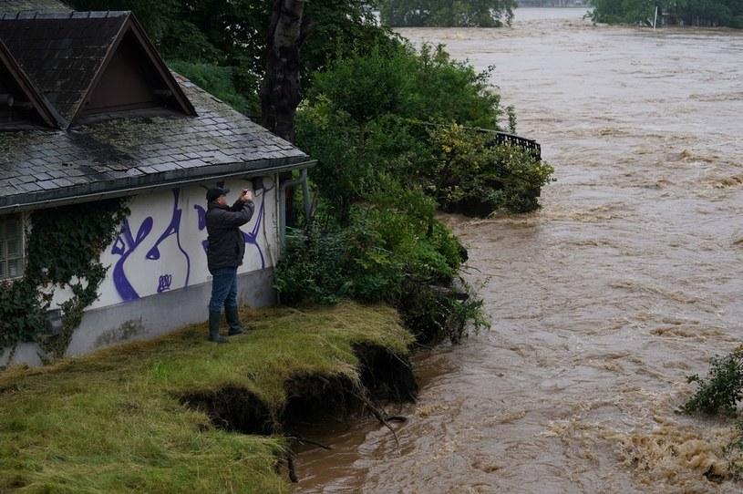 Powódź w Belgii, zdj. ilustracyjne /AFP