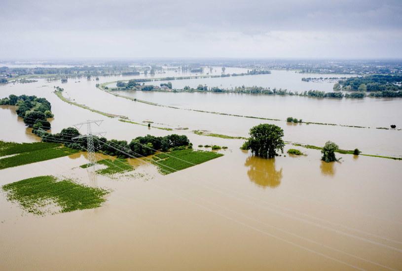 Powódź w Holandii, zdj. ilustracyjne /PAP/EPA/SEM VAN DER WAL /PAP