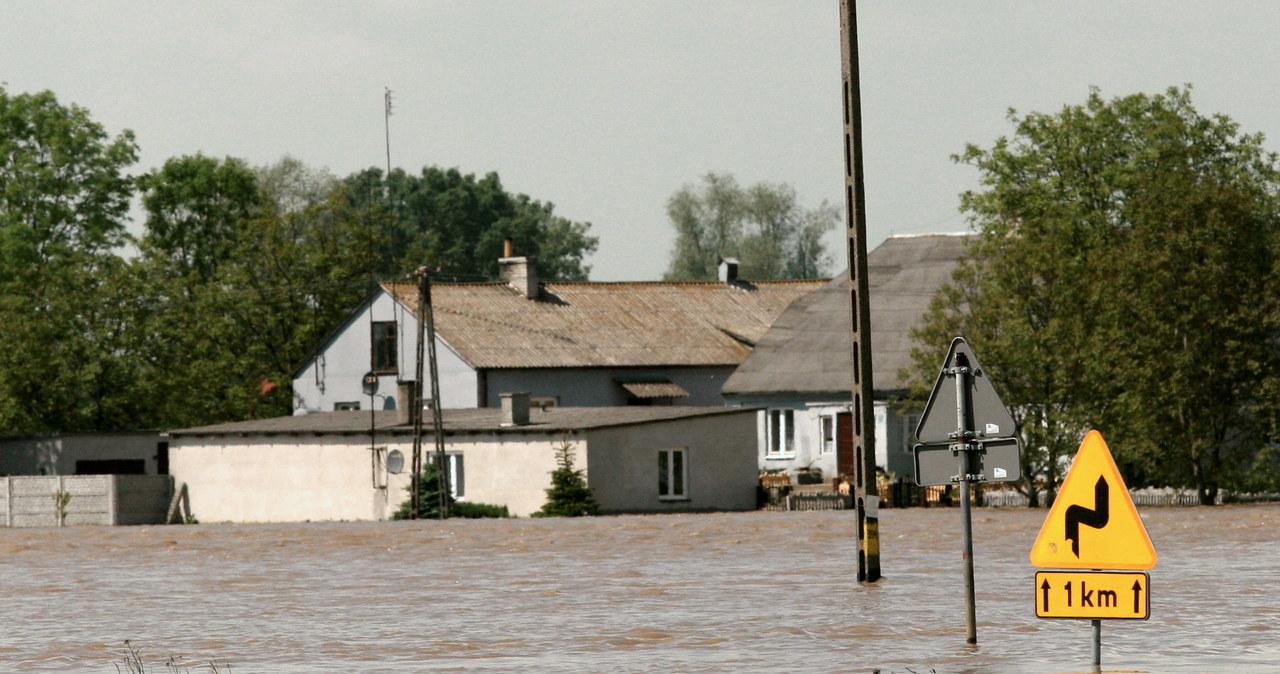 Powódź w Świniarach - zobacz zdjęcia