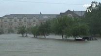 Powódź w Teksasie. Trwa ewakuacja mieszkańców