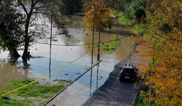 Powódź we Włoszech /AFP/Agencja FORUM