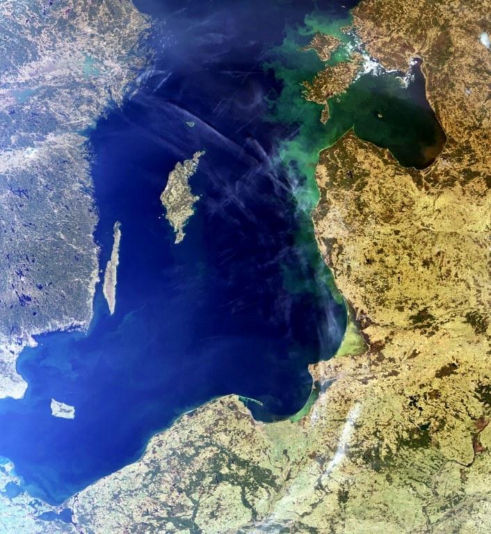 Powodzie będą spowodowane podnoszeniem się poziomu wody w Bałtyku /AFP