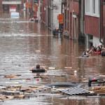 Powodzie. Belgia ogłasza żałobę narodową. Niemcy szukają zaginionych