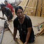 Powodzie i pozrywane linie energetyczne. Potężny tajfun przetoczył się przez Filipiny