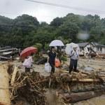 Powodzie w Japonii: Co najmniej sześć ofiar śmiertelnych