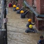 Powodzie w Nepalu. Nie żyje co najmniej 45 osób