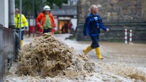 Powodzie w Niemczech: Ogłoszono stan klęski żywiołowej w Goslarze