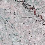 Powodzie w Niemczech - satelitarne zdjęcia pokazują skalę zniszczeń