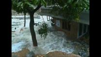 Powodzie w południowych Indiach. Są ofiary