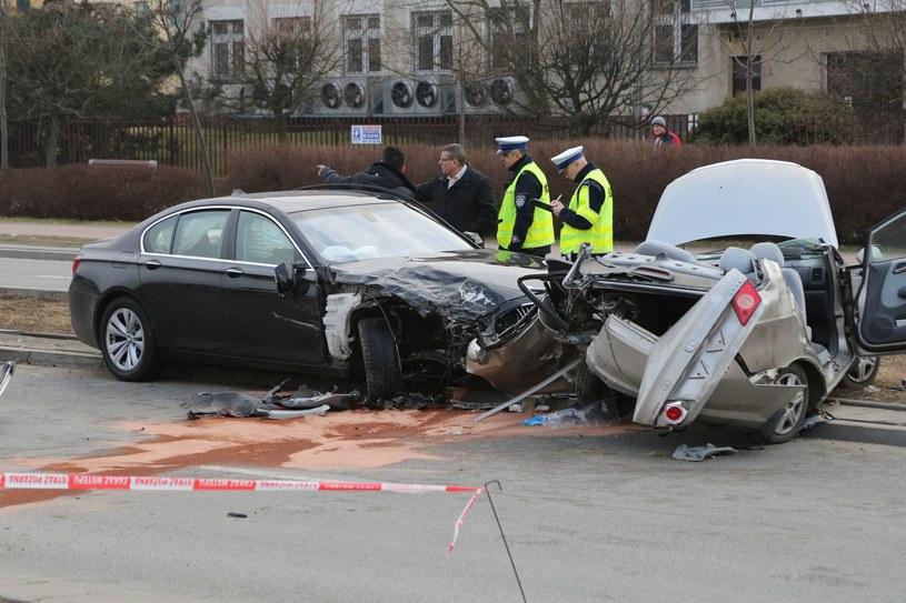 Powrót do zdrowia po wypadku to proces długotrwały i kosztowny /Tadeusz Pozniak /Reporter