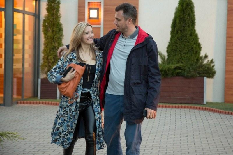 Powrót Hany: Czy będą szczęśliwi z Piotrem? /Agencja W. Impact