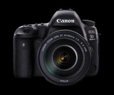 Powrót legendy – Canon prezentuje lustrzankę EOS 5D Mark IV