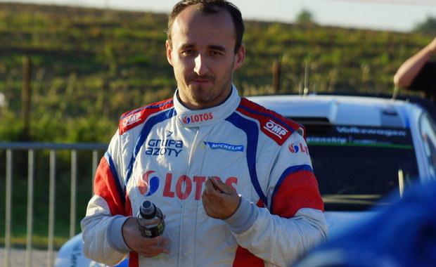 Powrót Roberta Kubicy do bolidu F1 realny?
