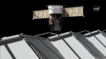 Powrót z kosmosu. Sojuz wraca na Ziemię