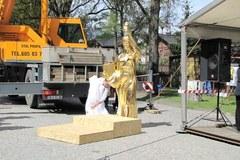Powrót Złotej Alegorii na Politechnikę Gdańską