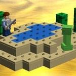 Powstają klocki Lego inspirowane Minecraftem