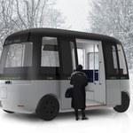 Powstaje autonomiczny autobus zdolny do jazdy w każdych warunkach