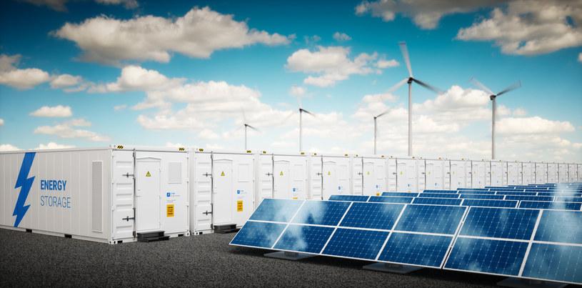 Powstaje największy na świecie magazyn energii /123RF/PICSEL