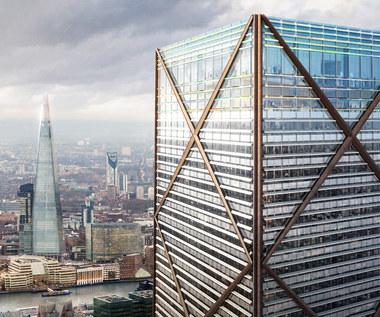 Powstaje najwyższy budynek w londyńskim City