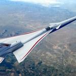 Powstaje pierwszy supersoniczny samolot pasażerski